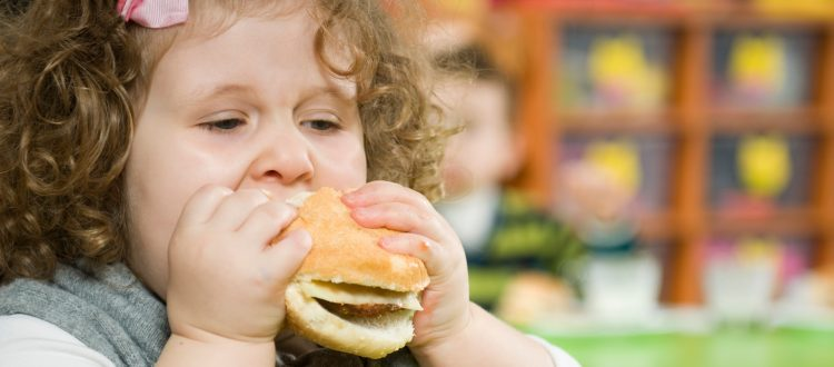 Recent study on overweight children